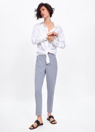 Качественные брюки с высокой посадкой / штани висока посадка