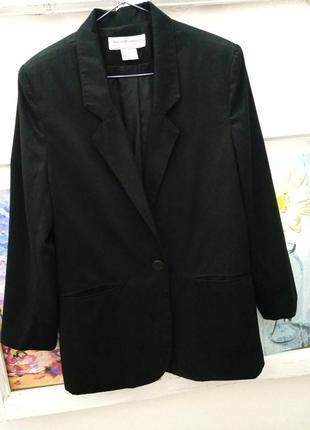 Винтажный пиджак женский р.м, l maggie lawrence