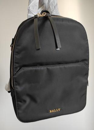 Новый рюкзак bally оригинал лёгкий и вместительный балли на молнии