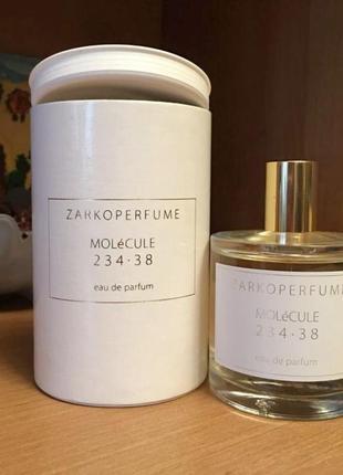 Zarkoperfume molecule 234.38 оригинал_eau de parfum 5 мл затест распив отливанты