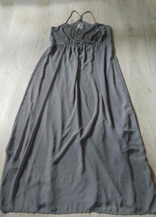 Вечернее платье сарафан большого размера батал