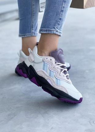 Кроссовки adidas ozweego кросівки
