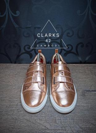 Clarks 42p (27.3cm) cambodia
