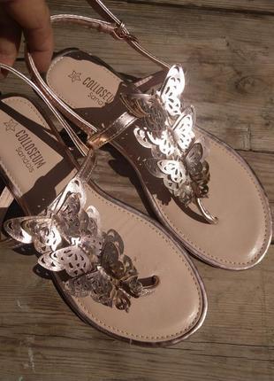Босоножки colloseum sandals германия
