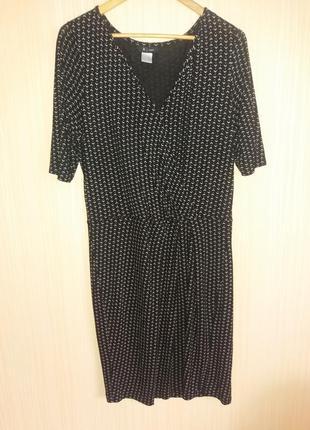 Шикарное платье миди 52-54 размер