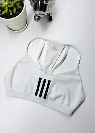 Спортивный женский топ/бра adidas оригинал