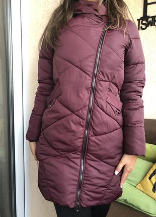 Куртка осень-зима. синтепон. размер м