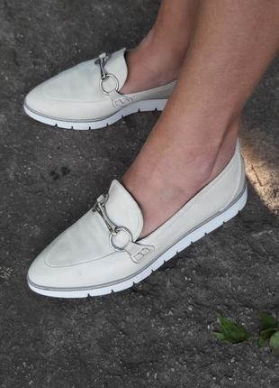 Шикарные туфли лоферы италия.