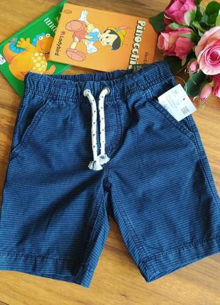 Модные хлопковые шорты palomino на 3-4 года