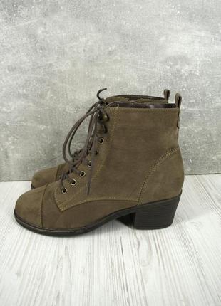 """Оригинальные ботинки, ботильоны """"graceland"""". размер uk 7/ eur 40 ."""