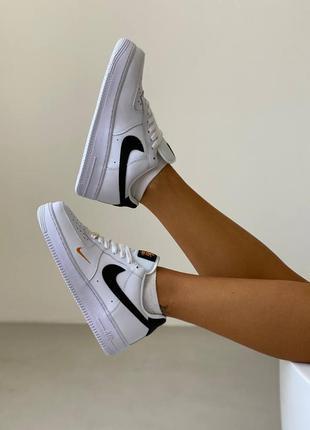 Nike air force 1 white b кроссовки унисекс
