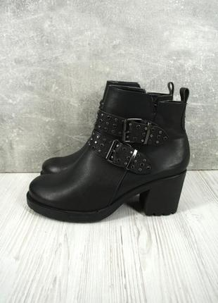"""Оригинальные ботинки, ботильоны """"graceland"""". размер uk6/eur38-39."""