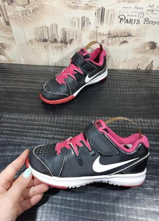 Оригинальные кроссовки nike vapor black / pink
