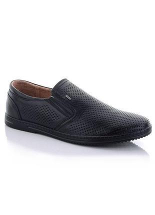 Мужские кожаные туфли 40-45 натуральная кожа