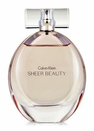 Духи, аромат, парфуми, парфюм sheer beauty