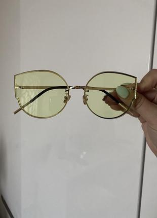 Классные имиджевые очки