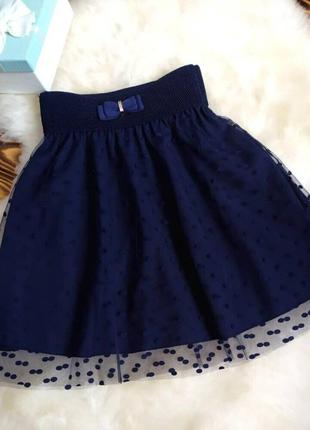 Очень красивая юбка в школу от 116 до 140