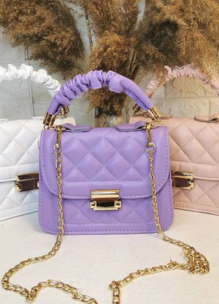 Женская сумочка ✨самые нежные цвета✨
