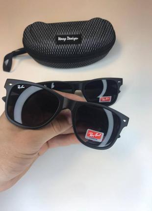 Солнцезащитные очки 😎 ray ban  wayfarer(унисекс)