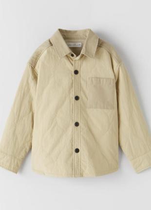 Рубашка тёплая свободного кроя. ветровка. пиджак