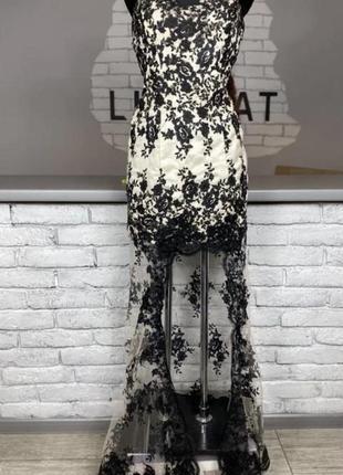 Свадебное платье  нарядное вечернее