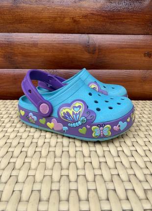 Crocs тапочки оригинал 28 размен