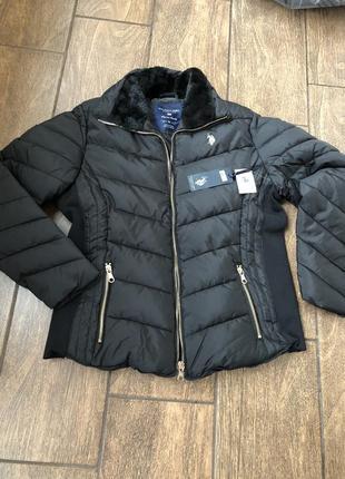 Новая брендовая куртка us polo assn оригинал с бирками