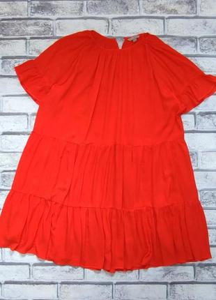 Новое платье из натуральной ткани, большой размер, батал