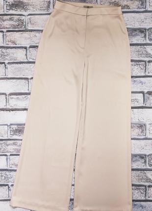 Новые широкие брюки палаццо. размер 38