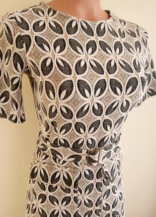 Платье трикотажное next p.xs