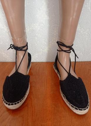 Еспадрильи балетки
