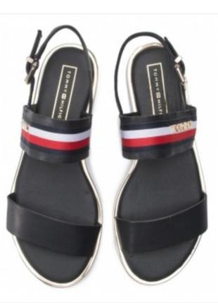 Кожаные сандалии,босоножки