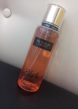 Парфюмированный спрей для тела victoria's secret blush