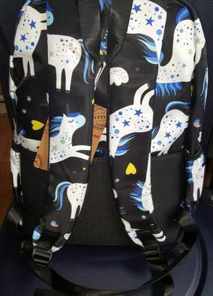 🦄🦄🦄качественный рюкзак с 🦄 единорогом3 фото