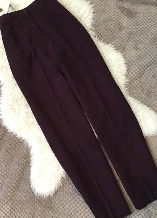 Новые с биркой брюки с высокой посадкой essentials размер 10/12