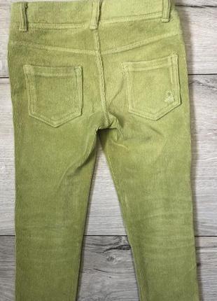 Штаны джинсы на девочку