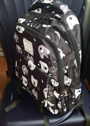 🐻 качественный рюкзак в школу🐻2 фото
