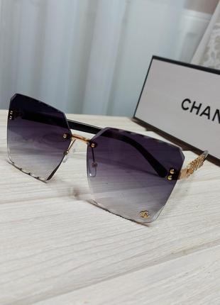 Женские очки с градиентом