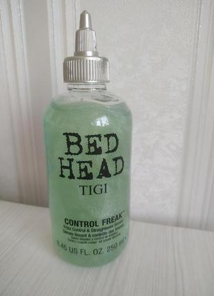 Сыворотка для гладкости и дисциплины локонов - tigi bed head control freak