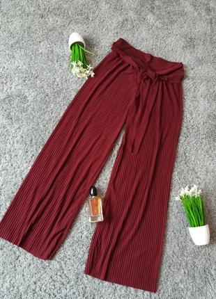 Неймовірні брюки палаццо 50-52р.