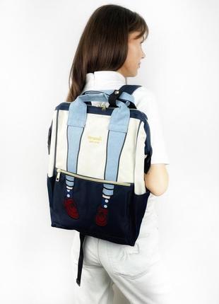Рюкзак для девочек школьный himawari