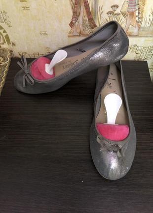 Новые стильные балетки george