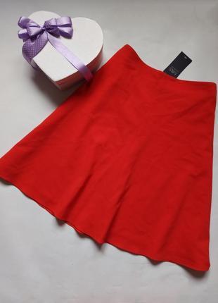 Красивая классическая юбка