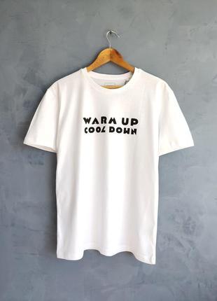 Новая мужская футболка sinsay размер м
