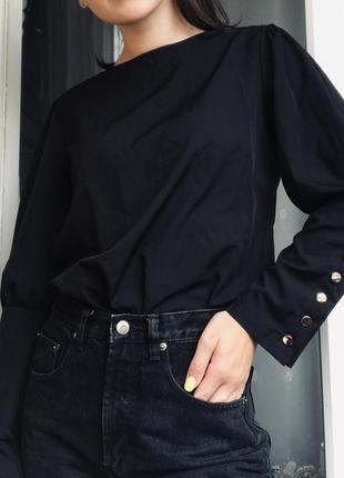 Класическая блузка - рубашка