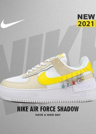 "Nike air force shadow ""have a nike day"" женские кроссовки найк аир форс шедоу"