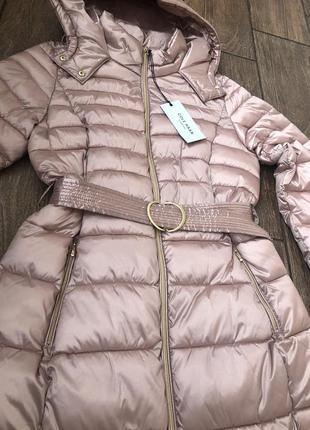 Новый стильный пуховик зима бренда cole haan пальто куртка