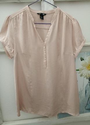Блуза для беременных h&m, р.м