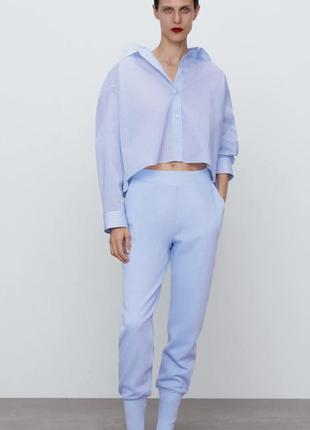 Теплые трикотажные спортивные штаны, джоггеры, брюки на флисе