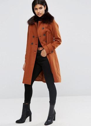 Эффектное пальто asos